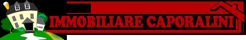 Immobiliare Caporalini Logo